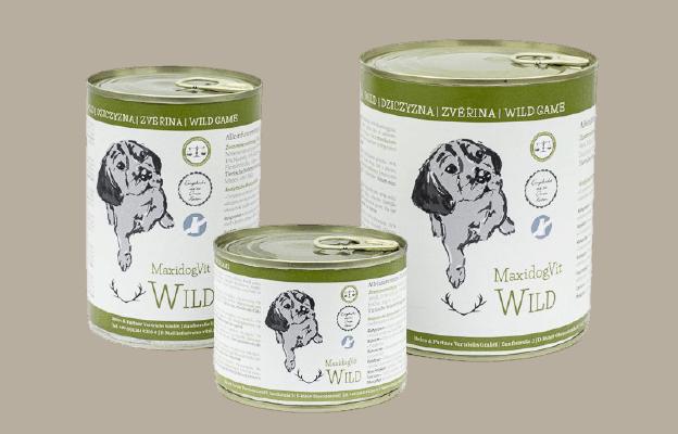 Reico MaxidogVit® Wild